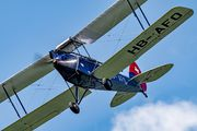 HB-AFO - Private de Havilland DH. 60G Gipsy Moth aircraft