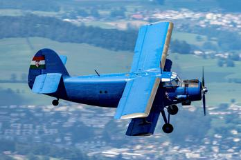 HA-ABA - Antonov Verein Schweiz Antonov An-2