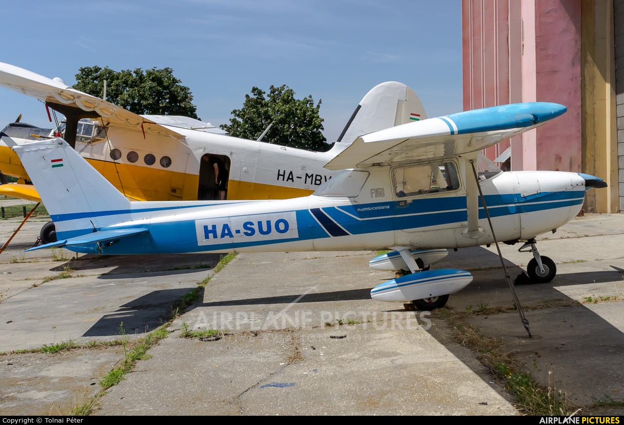 Private HA-SUO aircraft at Kaposújlak