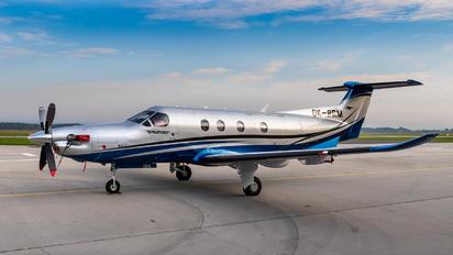 OK-PRM - Private Pilatus PC-12