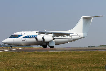 G-OFOM - Private British Aerospace BAe 146-100/Avro RJ70