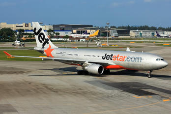 VH-EBK - Jetstar Airways Airbus A330-200