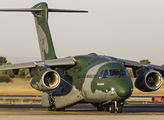 FAB2855 - Brazil - Air Force Embraer KC-390 aircraft