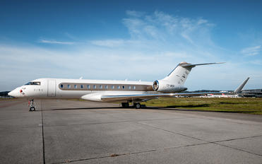 T7-SKA - Empire Aviation Group Bombardier BD-700 Global Express XRS