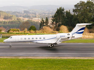 N888HZ - Private Gulfstream Aerospace G-V, G-V-SP, G500, G550