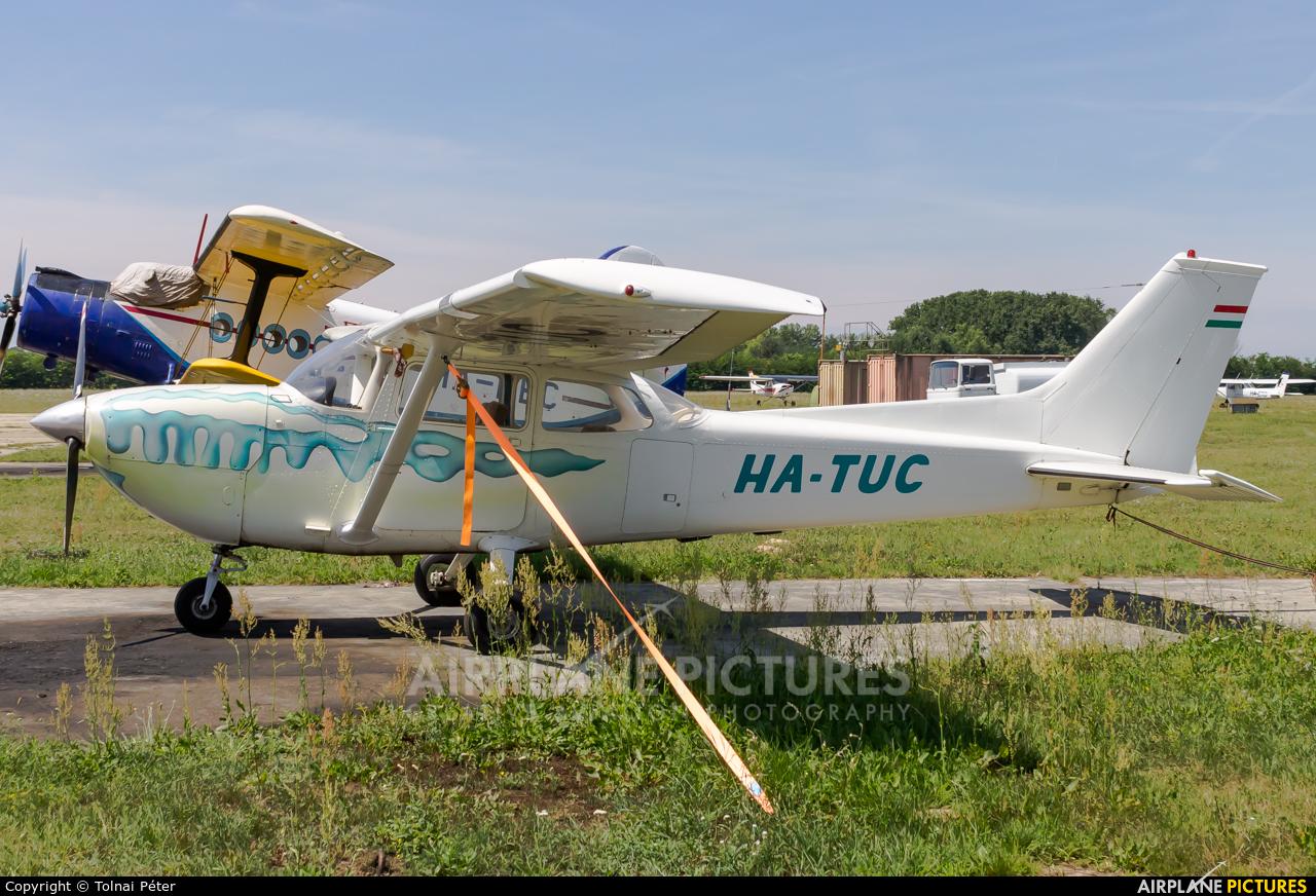 Untitled HA-TUC aircraft at Kaposújlak