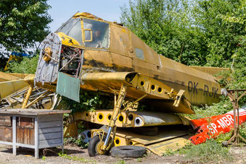 OK-RJK - Untitled LET Z-37T Agro turbo