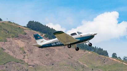 HK-4813-G - Private Piper PA-28 Archer
