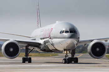 A7-BEV - Qatar Airways Boeing 777-300ER