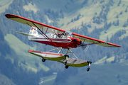 HB-ORK - Private Piper PA-18 Super Cub aircraft