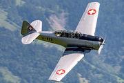 HB-RDN - Private Noorduyn AT-16 Harvard IIB aircraft