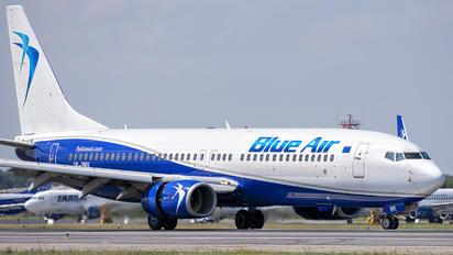 YR-BMK - Blue Air Boeing 737-800