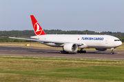 TC-LJS - Turkish Cargo Boeing 777F aircraft