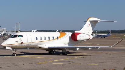 OE-HVV - International Jet Management Bombardier BD-100 Challenger 300 series