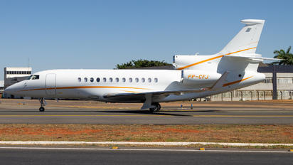 PP-CFJ - Private Dassault Falcon 7X