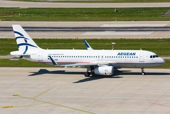 SX-DNB - Aegean Airlines Airbus A320