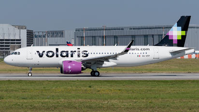 XA-VRP - Volaris Airbus A320 NEO