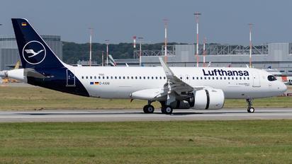 D-AXAI - Lufthansa Airbus A320 NEO