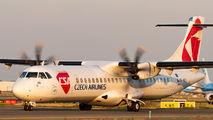 OK-NFU - CSA - Czech Airlines ATR 72 (all models) aircraft