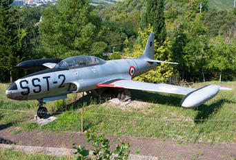 MM54-1602 - Italy - Air Force Lockheed T-33A Shooting Star