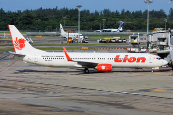 PK-LGV - Lion Airlines Boeing 737-900ER