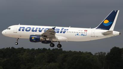 TS-INC - Nouvelair Airbus A320