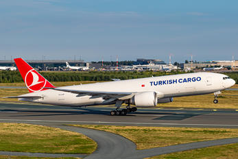 TC-LJS - Turkish Cargo Boeing 777F