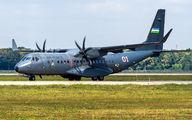 01 - Uzbekistan Air Force Casa C-295M aircraft