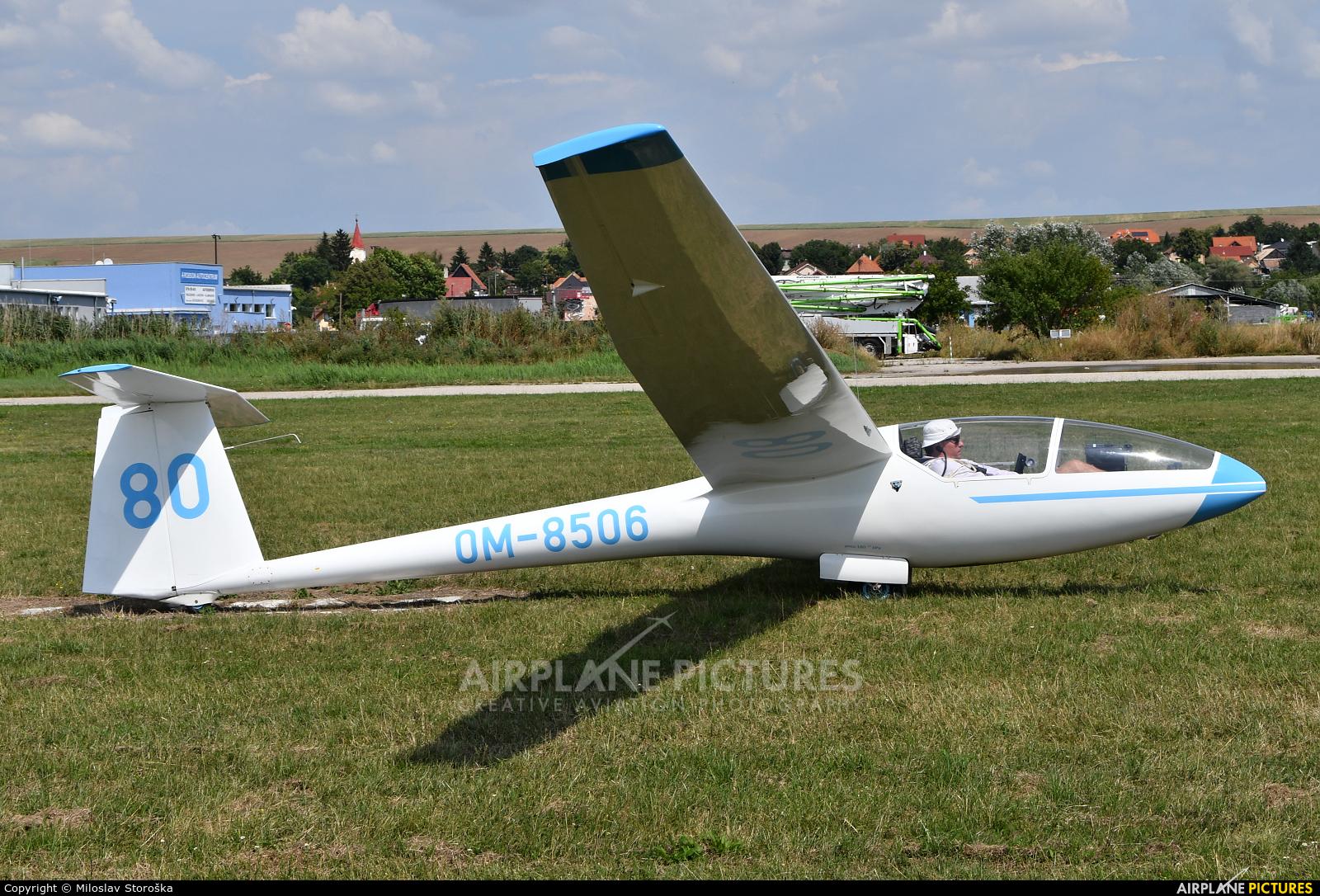 Aeroklub Nitra OM-8506 aircraft at Nitra