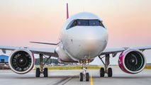 HA-LJE - Wizz Air Airbus A320 NEO aircraft