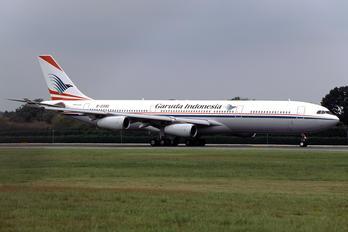 B-2390 - Garuda Indonesia Airbus A340-300