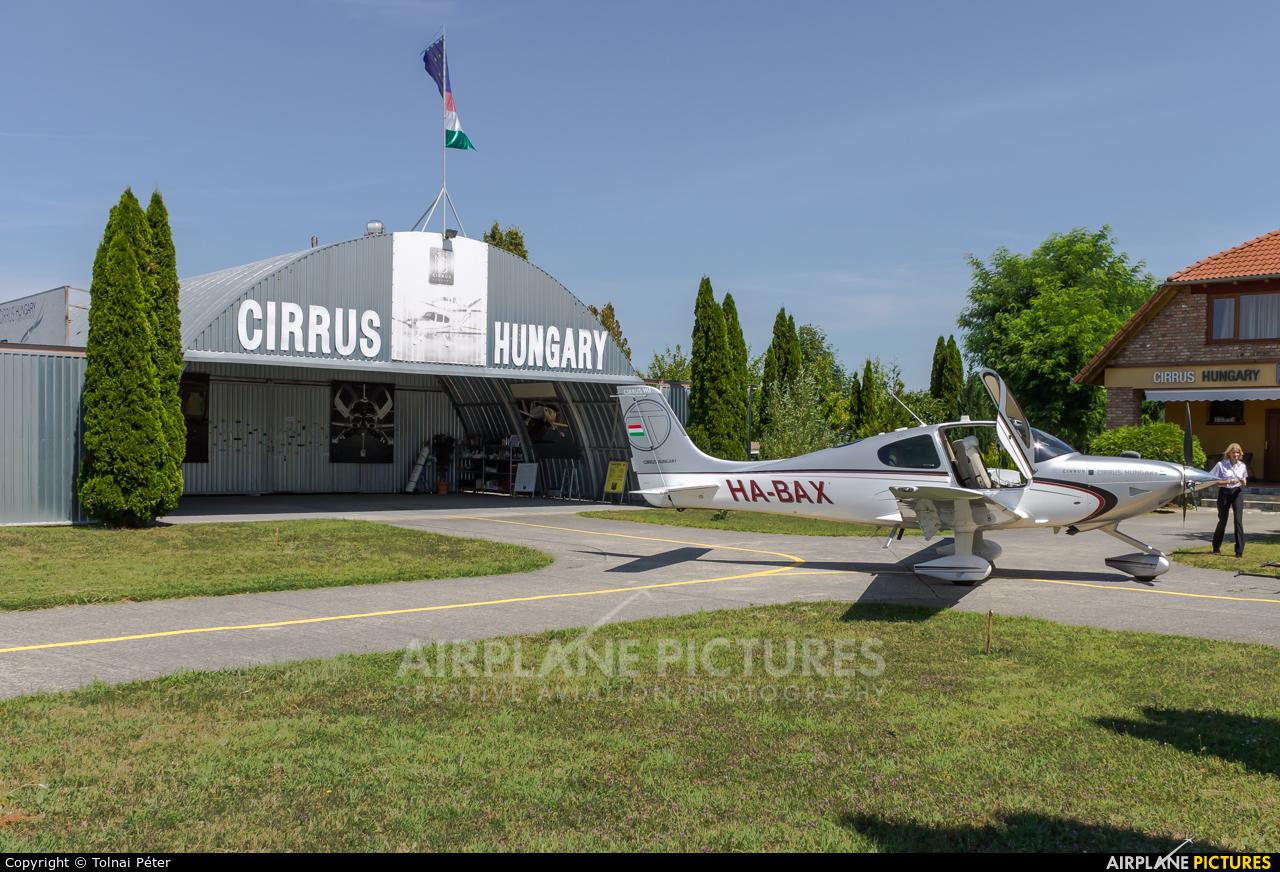 Untitled HA-BAX aircraft at Kaposújlak