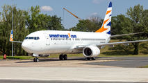 OK-TVY - SmartWings Boeing 737-800 aircraft