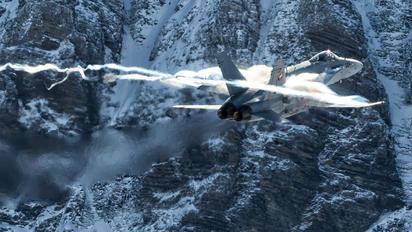 J-5004 - Switzerland - Air Force McDonnell Douglas F/A-18C Hornet