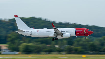 SE-RPU - Norwegian Air Sweden Boeing 737-800