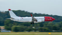 SE-RPU - Norwegian Air Sweden Boeing 737-800 aircraft