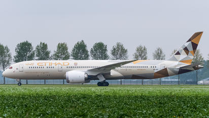 A6-BNC - Etihad Airways Boeing 787-9 Dreamliner