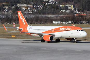 OE-ICB - easyJet Europe Airbus A320