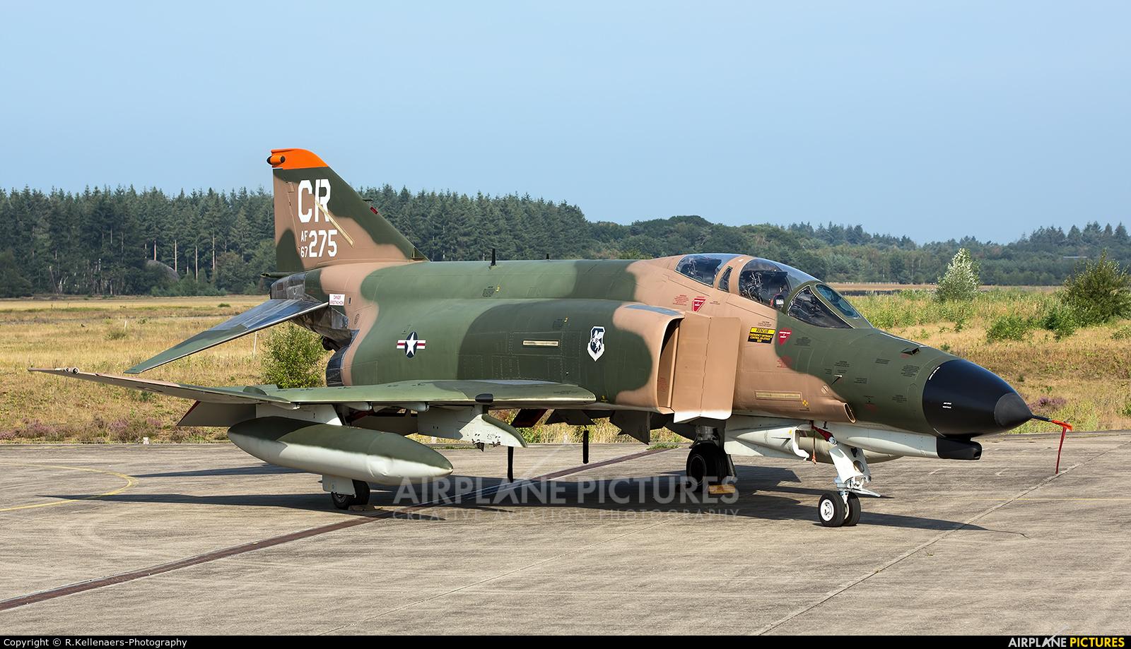 USA - Air Force 67-0275 aircraft at Soesterberg - Nationaal Militair Museum