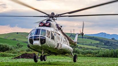 OM-AVA - UTair Europe Mil Mi-8MTV-1