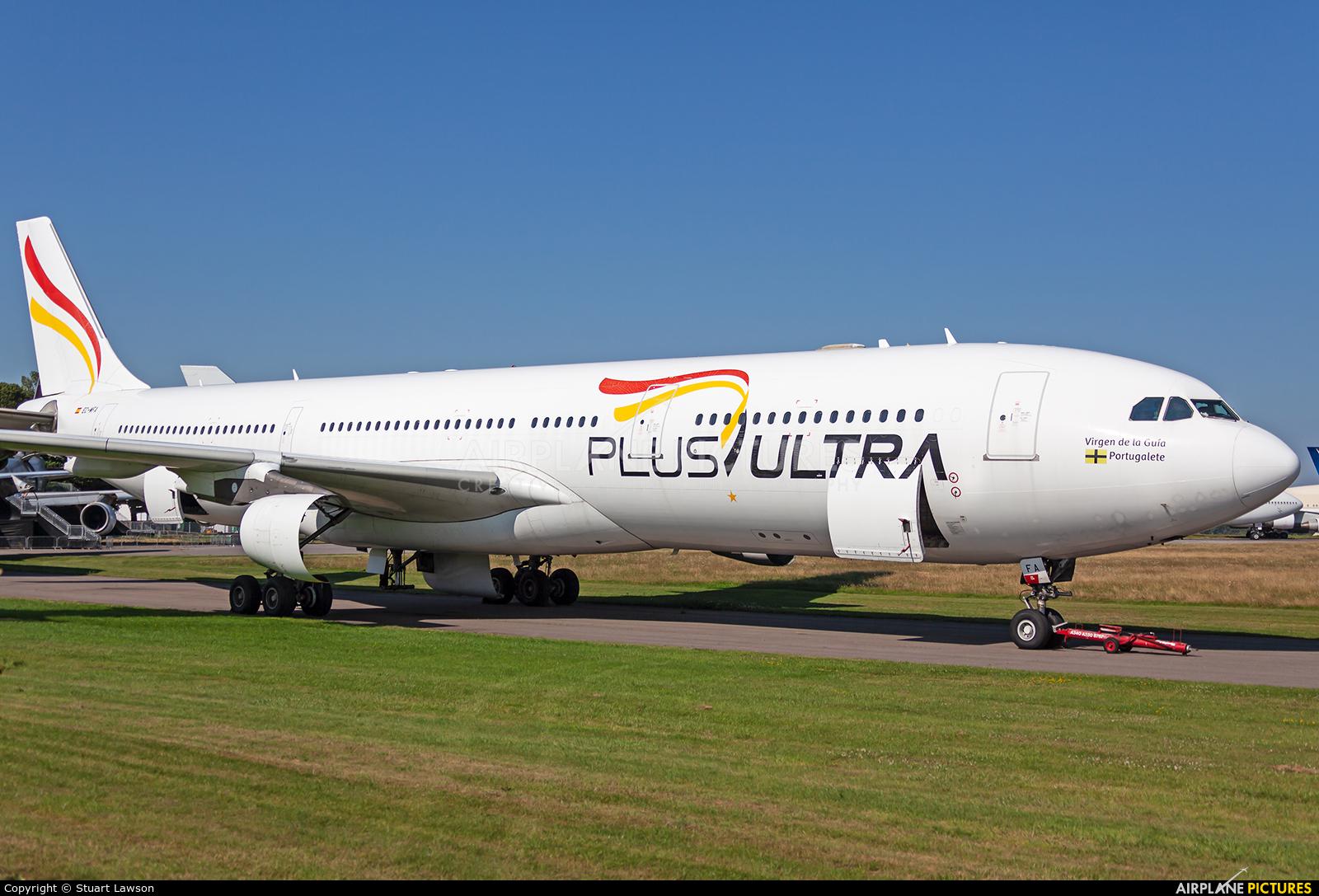 Plus Ultra EC-MFA aircraft at Kemble