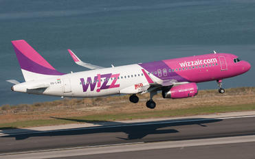 HA-LWZ - Wizz Air Airbus A320