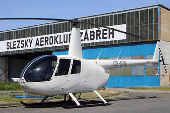 OK-STR - Private Robinson R44 Raven I