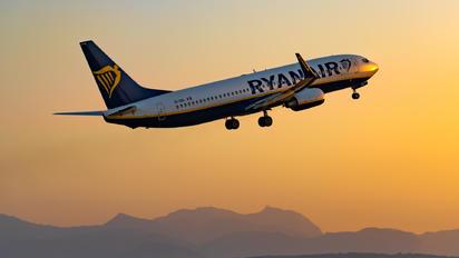 EI-EBL - Ryanair Boeing 737-800