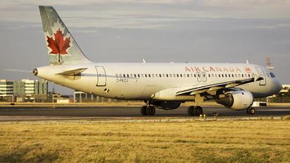 C-FKOJ - Air Canada Airbus A320