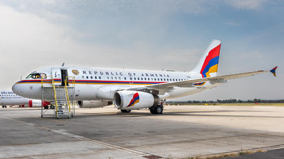 701 - Armenia - Air Force Airbus A319 CJ