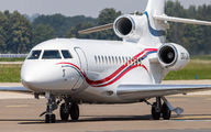 OO-LUM - Belgium - Air Force Dassault Falcon 7X aircraft