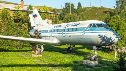 RA-87368 - KrasAir Yakovlev Yak-40