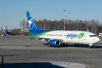 VP-BPY - Pegas Boeing 737-800
