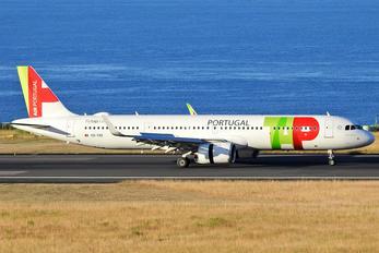 CS-TXC - TAP Portugal Airbus A321 NEO